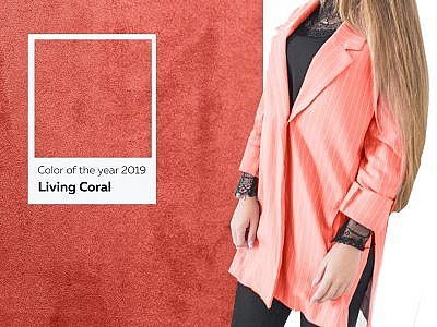 Announcing the 2019 Pantone Color of the Year – Living Coral 16-1546