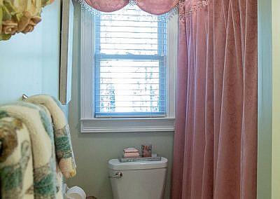 Feminine Guest Bathroom