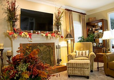 Stylish Family Room