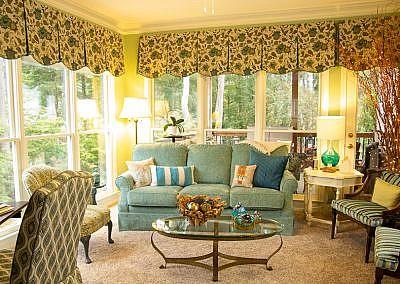 Charming Sunroom